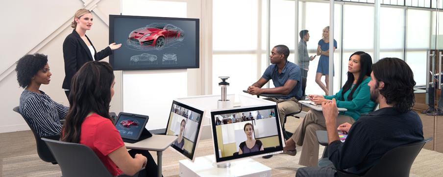 Polycom_RealPresence_videoconferenza