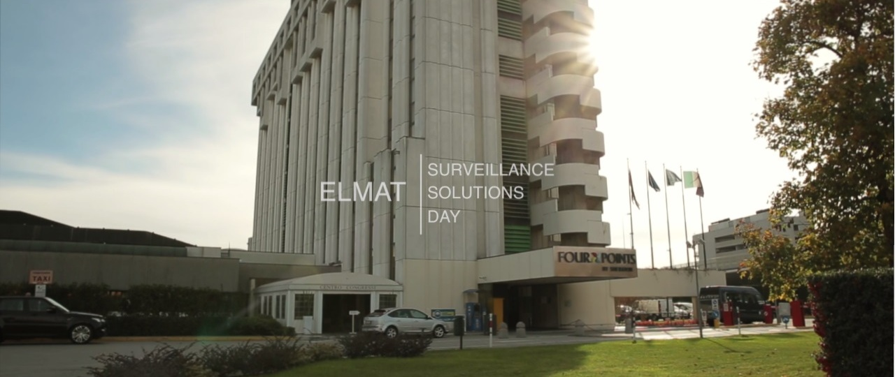 elmat surveillance solutions day 2016