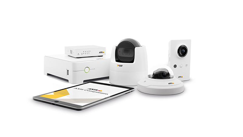videocamere axis companion
