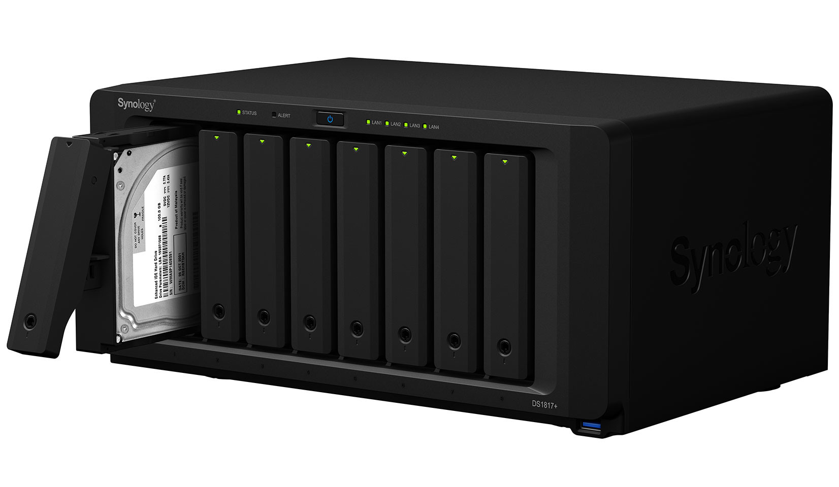 Synology DiskStation DS1517+ e DS1817+