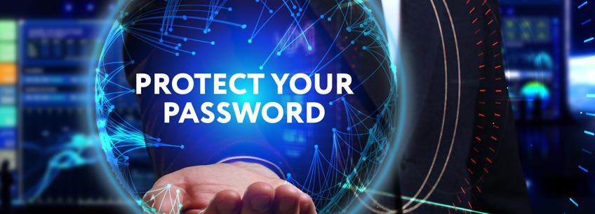 protezione password