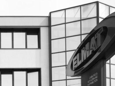 storia di Elmat - la sede