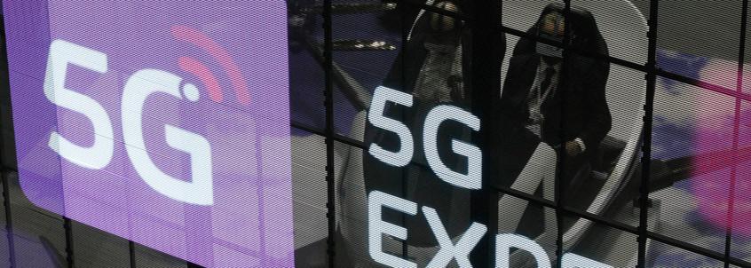 il 5G al WMC di Barcellona