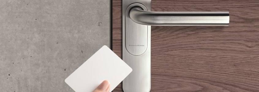 security manager controllo accessi smartcard