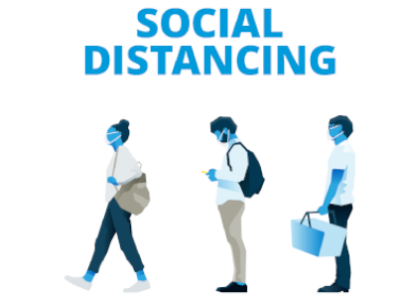 dispositivi distanziamento sociale
